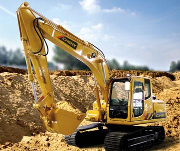 CR915挖掘机