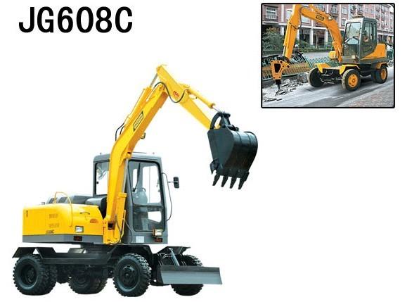 JG608C挖掘机