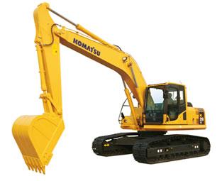 PC210LC-8挖掘机