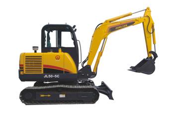 JL50-5C挖掘机