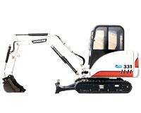 MX331挖掘机