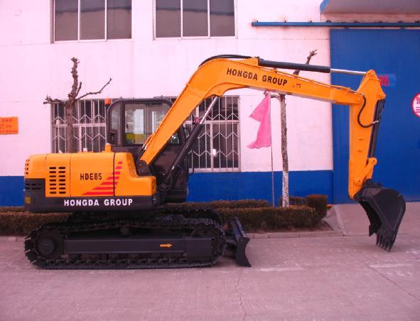 HDE85挖掘机