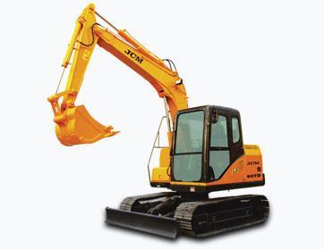907D挖掘机