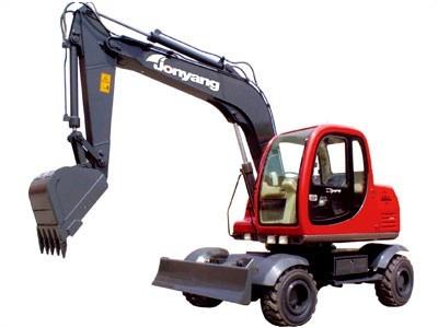 JYL608挖掘机