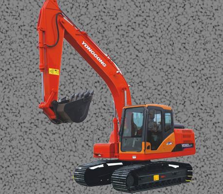 YG180-7挖掘机