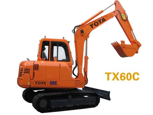 TX60C挖掘机