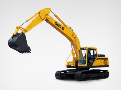 LG6210E挖掘机