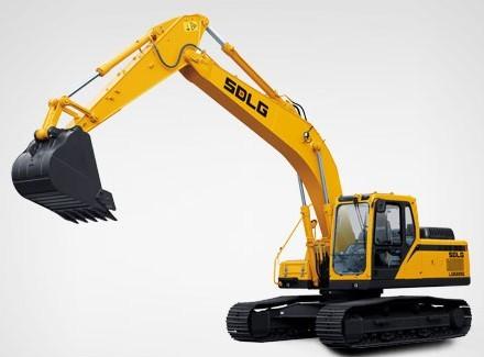 LG6250E挖掘机