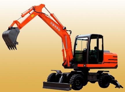 FL978A-2w挖掘机