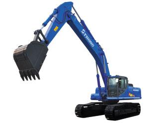 GC338挖掘机