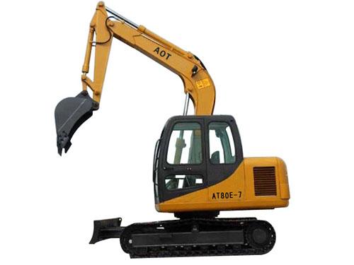 AT80E-7挖掘机