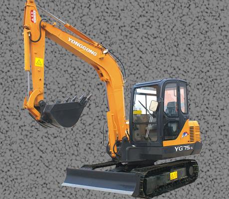 YG75-6挖掘机