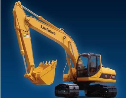 CLG925LC挖掘机