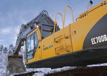 EC700B挖掘机