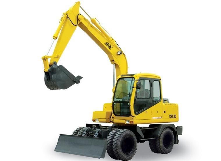 WLY80挖掘机