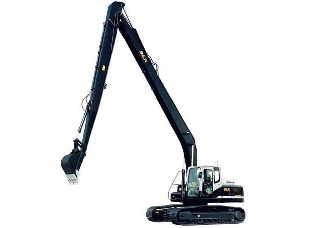 DER323-8加长臂挖掘机