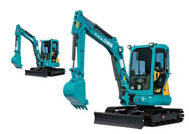 KX135-3S挖掘机