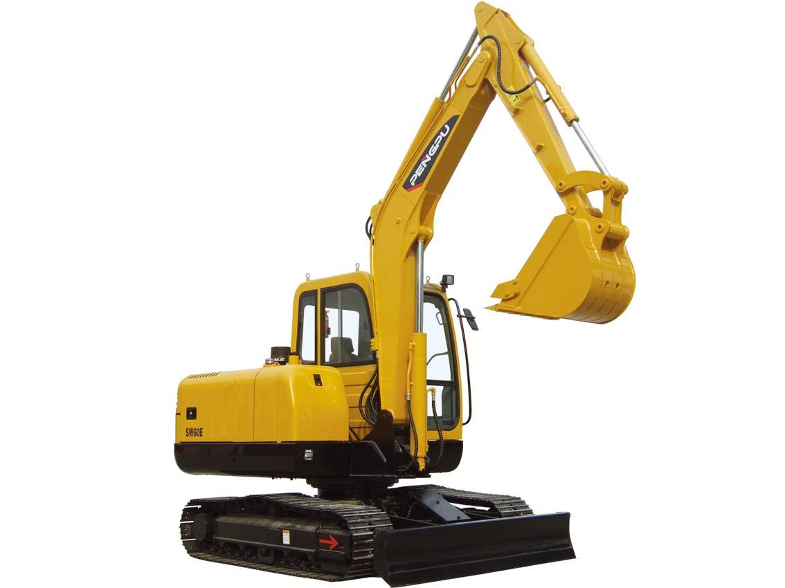 SW60E挖掘机