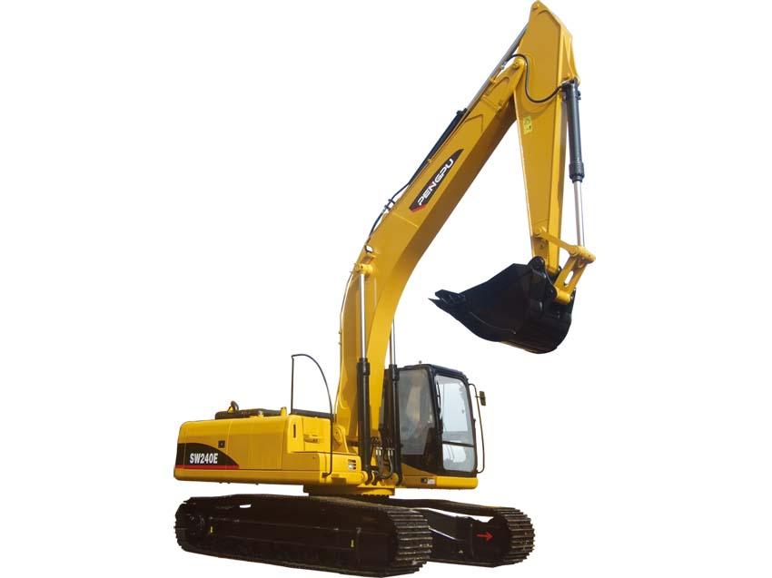 SW240E挖掘机