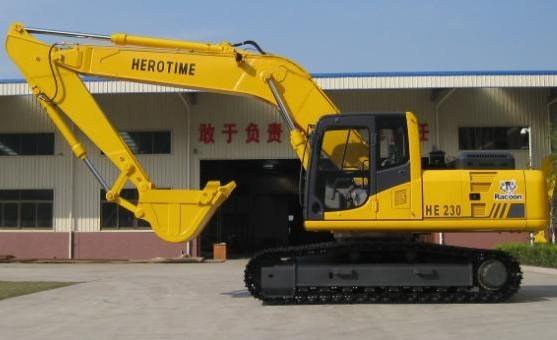 HE230挖掘机