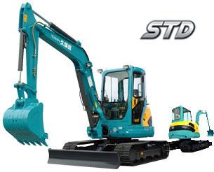 KX155挖掘机