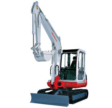 TB150挖掘机