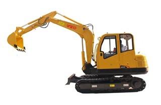 WY6-3挖掘机