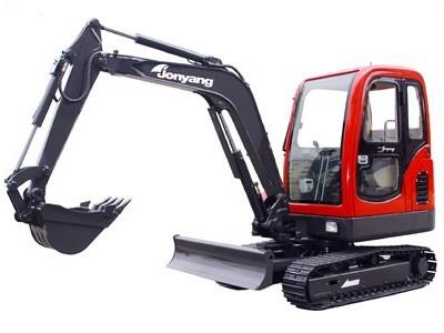 JY603挖掘机