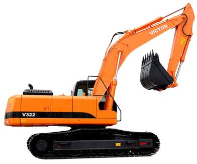 V322挖掘机