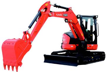 KX163-5挖掘机
