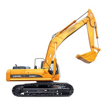 FR360-7挖掘机