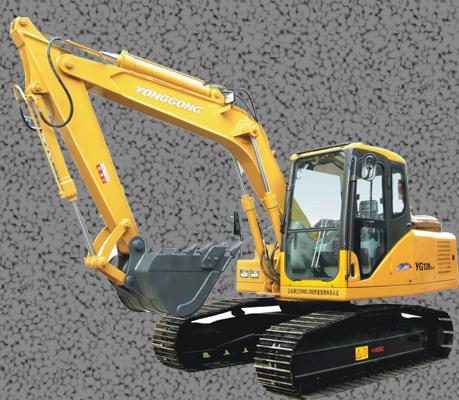 YG139-10挖掘机