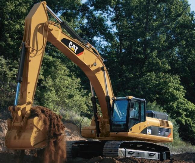 336DL挖掘机