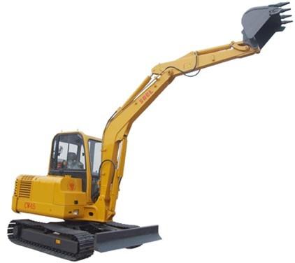 CW45挖掘机