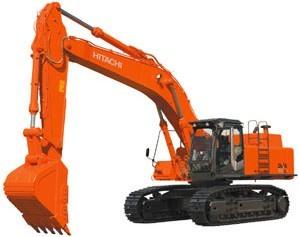 ZX520LCR-3挖掘机