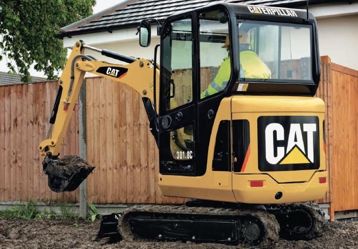 301.8C挖掘机