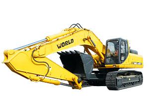 W2420-7挖掘机
