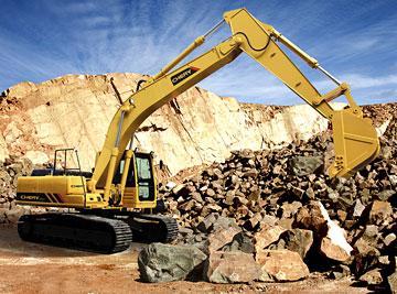 CR923挖掘机