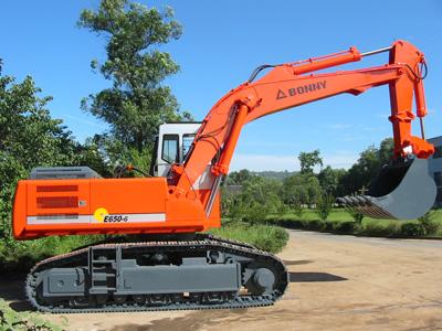CE650-6挖掘机