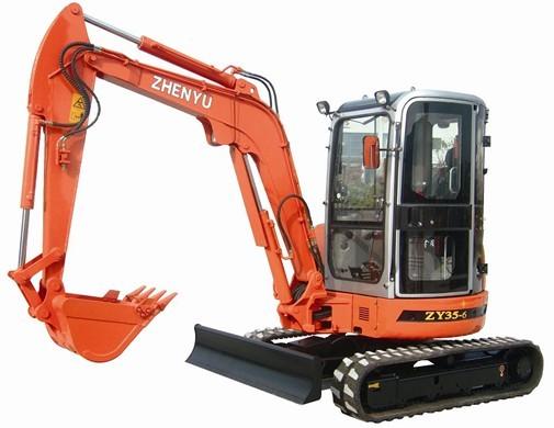 ZY35挖掘机