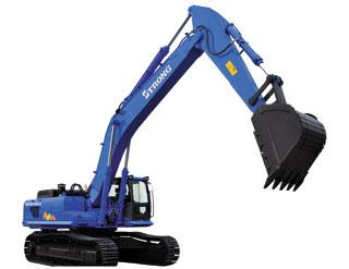 GC378挖掘机