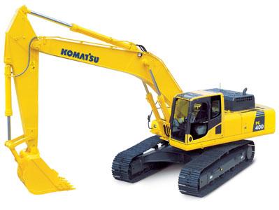 PC400-8挖掘机
