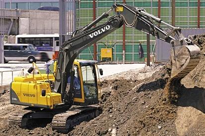 EC140B Prime挖掘机