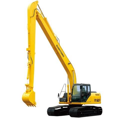 SH240-5LR挖掘机
