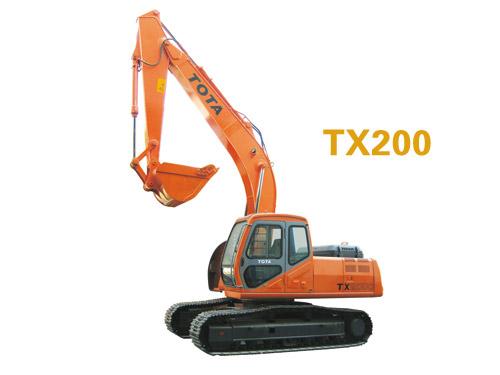 TX200C挖掘机
