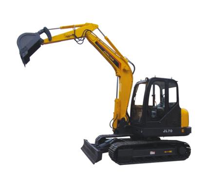 JL70挖掘机