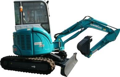 SWE40U挖掘机