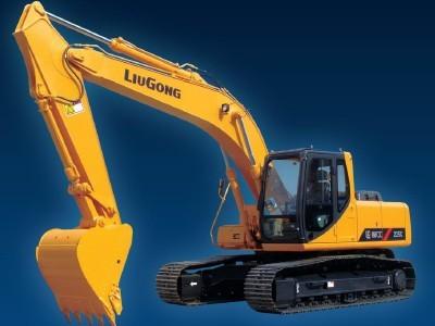 CLG225C挖掘机