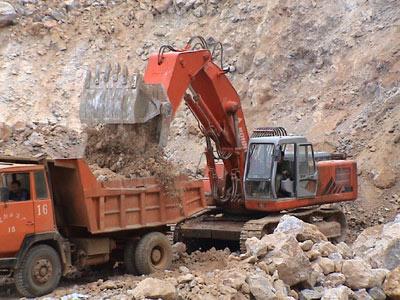 CE400-5挖掘机
