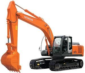 ZX240-3挖掘机